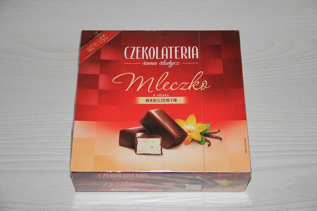Птичье молоко конфеты Польша