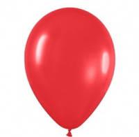 """Воздушный шар 10"""" Красный"""