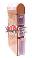 Комод пластиковый для ванной 4 ящика (3 выдвижных + 1 откидной) 115х46х16,5см бежевый Консенсус