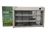 Уничтожитель для насекомых, комаров, мух Lemanso LMN 104 20W