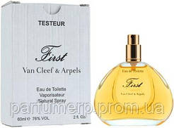 Van Cleef & Arpels First (60мл), Женская Туалетная вода Тестер - Оригинал!