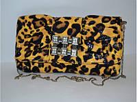 Клатч женский тигровый