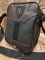 (23*18 Хорошее качество моды)Спортивные барсетка puma пума Унисекс только ОПТ/Сумка для через плечо, фото 1