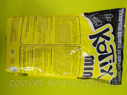 Наполнитель силикагелевый для кошачьего туалета Kotix Mini (Котикс) 3 л, фото 2