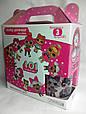 Посуда детская L.O.L. подарочный набор 3ка купить оптом со склада 7км Одесса, фото 2