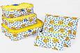 Органайзеры для вещей Monopoly  Travel Biotech Policolor набор 6 предметов, фото 5