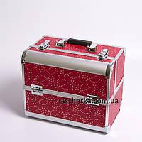 "Кейс для косметики - ""Red Beauty Case"""