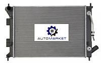 Радиатор охлаждения основной Hyundai Elantra 2011-2016 (MD)