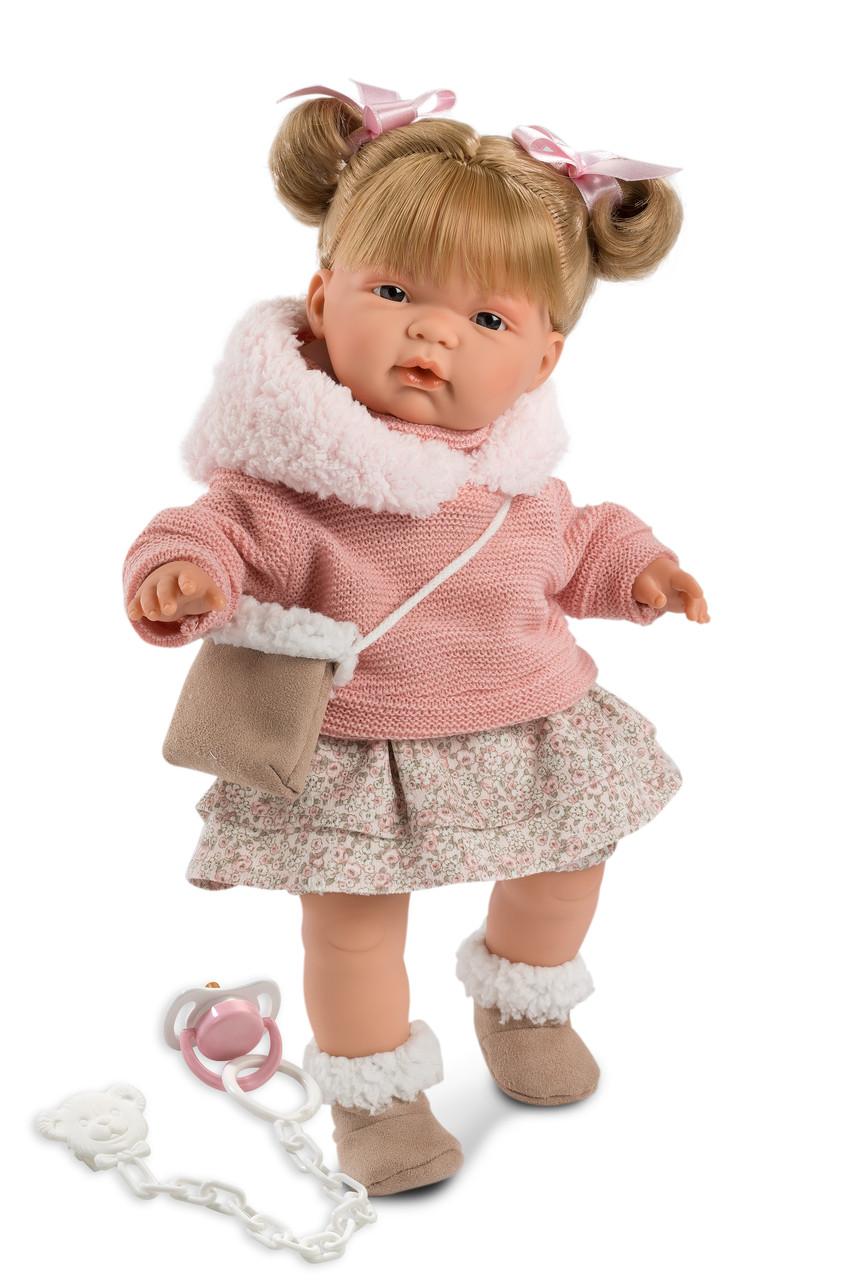 <b>Кукла LLORENS</b> 38326 Джоель 38cм ТМ <b>LLORENS</b> JUAN S.L ...