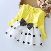bc197e4b3bdf785 Платье детское с бантиком в категории платья и сарафаны для девочек ...