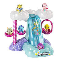 Набор Водопад Hatchimals CollEGGtibles - Waterfall Playset with Lights & an Exclusive Season 4! Оригинал!