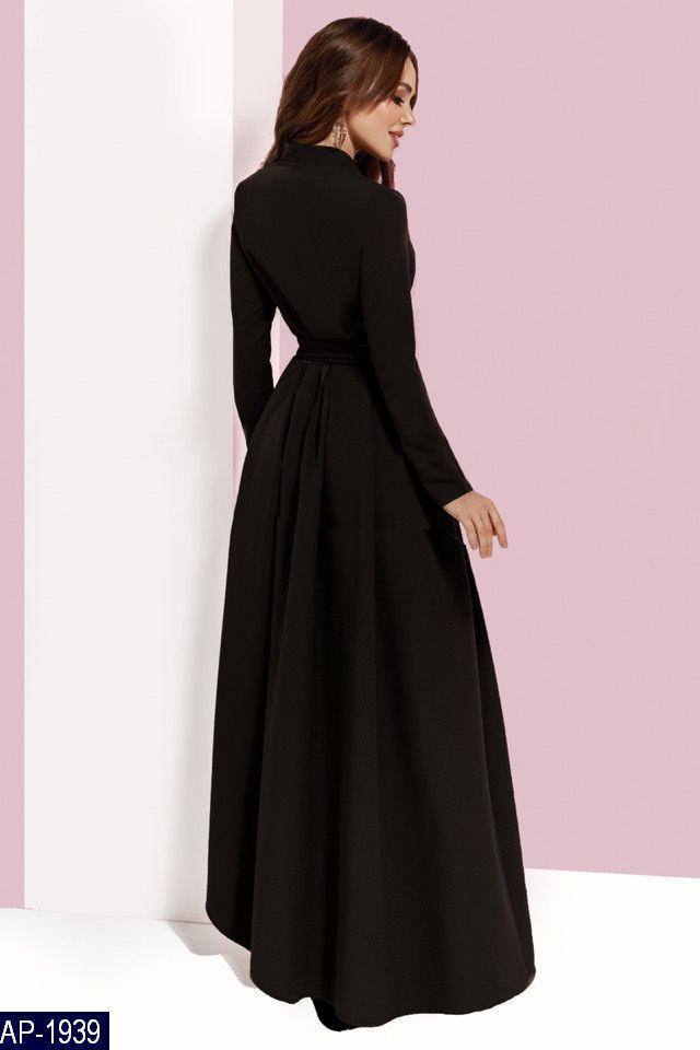 f80d058d20f Купить Женское модное платье в пол 5 расцветок в магазине «Аlion ...