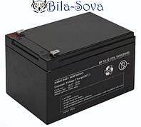 Аккумуляторная батарея АКБ 12 A/ч, 12 В, размер: 95х98х151 мм.