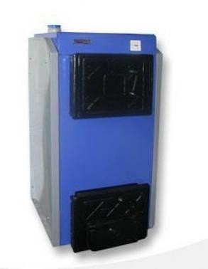Котел твердотопливный Термобар КСТ-30 длительного горения без плиты, фото 2