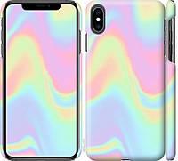 """Чехол на iPhone XS Max пастель """"3855c-1557-18924"""""""