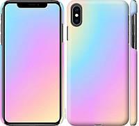 """Чехол на iPhone XS Max Радуга 2 """"2920c-1557-18924"""""""