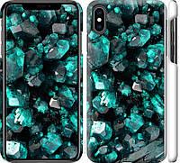 """Чехол на iPhone XS Max Кристаллы 2 """"3674c-1557-18924"""""""