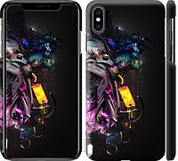 "Чехол на iPhone XS Max Star Wars Art ""4072c-1557-18924"""