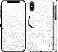 """Чехол на iPhone XS Max Air Jordan """"3688c-1557-18924"""""""
