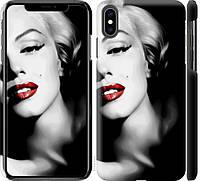 "Чехол на iPhone XS Max Мэрилин Монро ""2370c-1557-18924"""