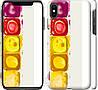 """Чехол на iPhone XS Max Палитра красок """"2837c-1557-18924"""""""