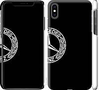 """Чехол на iPhone XS Max Mercedes Benz  v2 """"3123c-1557-18924"""""""