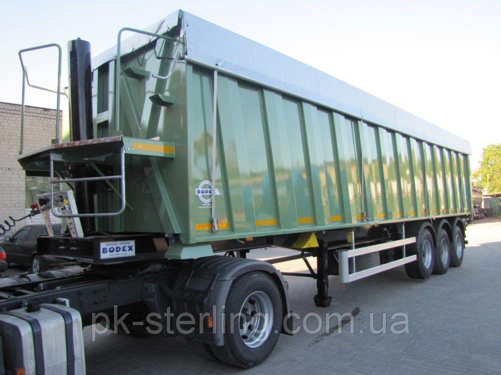 Тенты для зерновозов из ткани ПВХ - Германия 680 г/м2