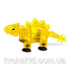 Фигурка Стикбот СТЕГОЗАВР динозавр JM - 13 A Stikbot Dino Stegosaurus, фото 3