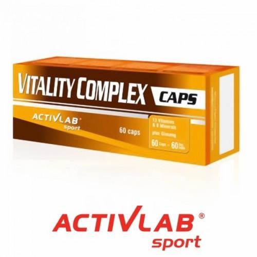 Витамины Activlab Vitality Complex 60 caps
