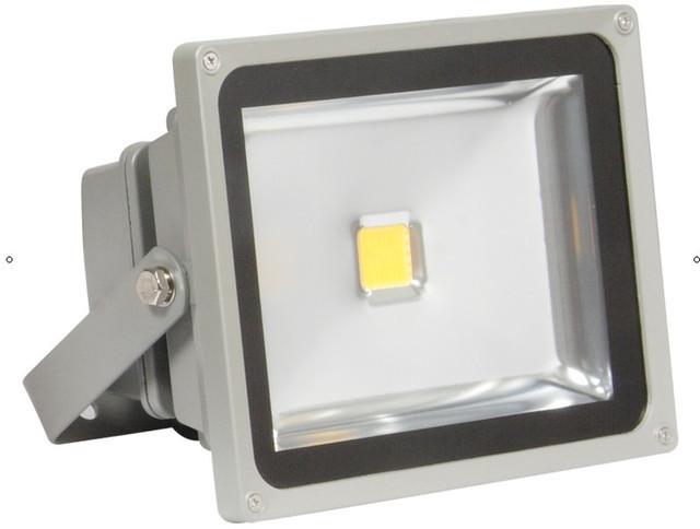 LED Прожектор светодиодный 50Вт 220В IP65 тепло белый