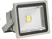LED Прожектор светодиодный 50Вт 220В IP65 тепло белый, фото 1