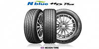 Летняя шина 215/55R16 93V Nexen NBlue HD Plus