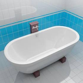 Овальная акриловая ванна Paa Andante