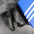 Кросівки чоловічі Adidas Stan Smith ,чорні 44р, фото 3