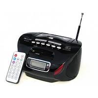 🔥✅ Бумбокс колонка MP3 USB радио Golon RX 627 Black
