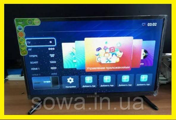 "✔️ Телевизор  Samsung  40"" дюйм ● Smart TV + Т2 ● Производитель Корея"