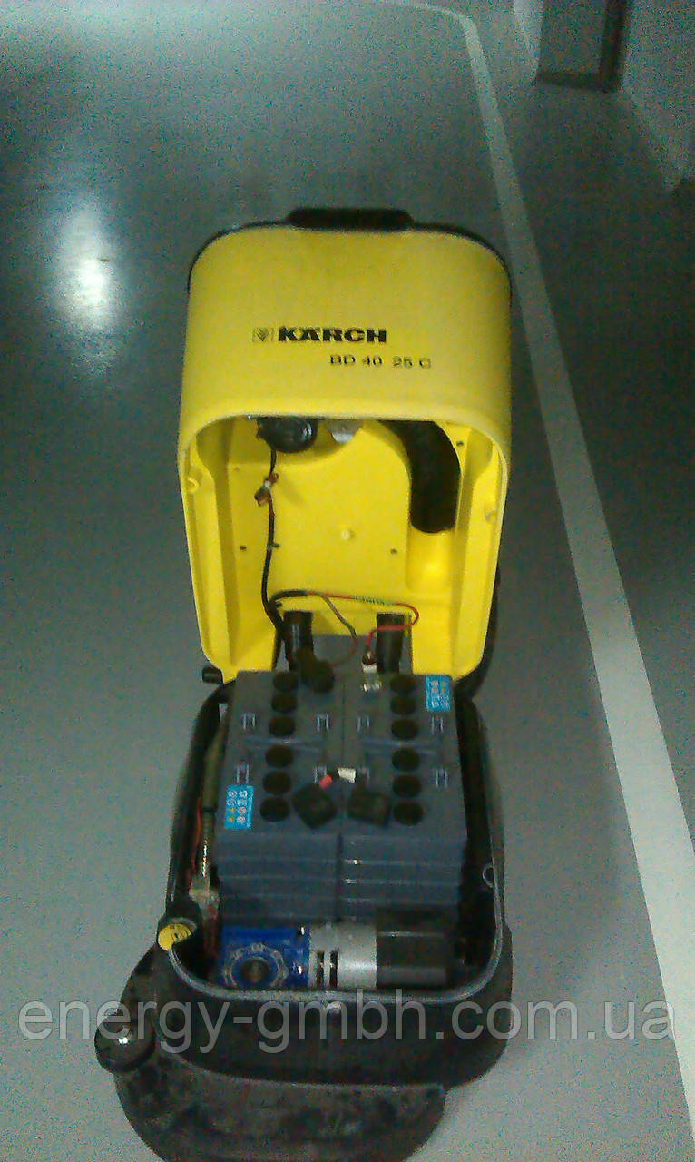 Гелевая аккумуляторная батарея ENERGY MONOBLOCK GEL 12V - 85Ah