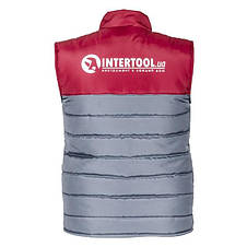Жилет с логотипом S INTERTOOL SP-2011, фото 2