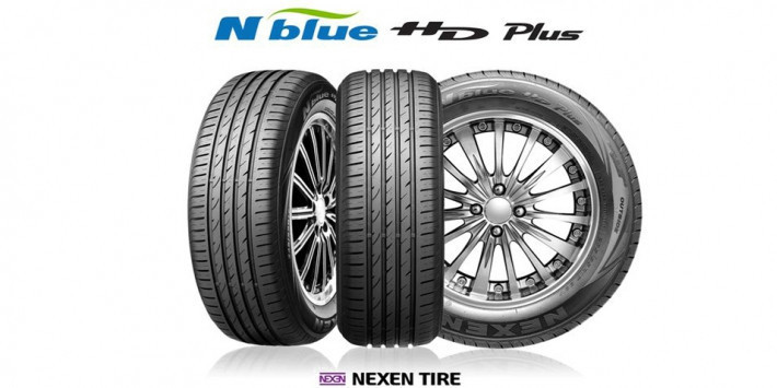 Летняя шина 205/65R15 94V Nexen NBlue HD Plus