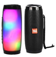✅Беспроводная всеми известная портативная Bluetooth колонка  TG157 LED, качественное звучание!✅