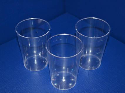 Стакан   стеклоподобный прозрачный  100 гр  для десертов и спиртного