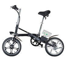 Велосипед розкладний електричний INTERTOOL SS-0011