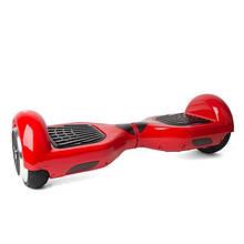 """Гироборд-скутер электрический 4400 мАч, колеса 6,5"""" Red INTERTOOL SS-0601"""