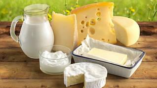Сыр, Масло, Брынза