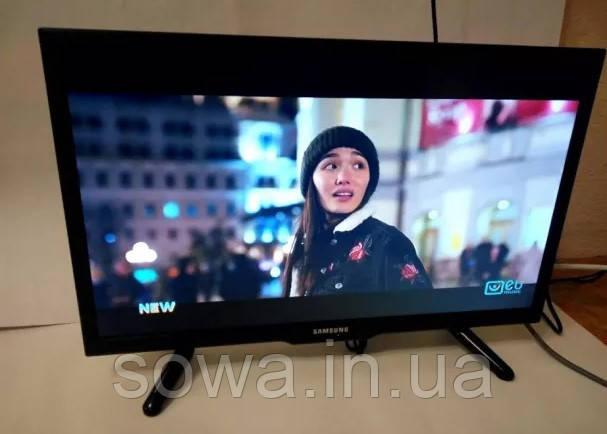 ✔️ Телевизор Samsung 24 дюйм / Т2 тюнером  HD Ready (1366х768)