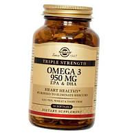 Triple Strength Omega-3 950 50гелкапс (36313020)