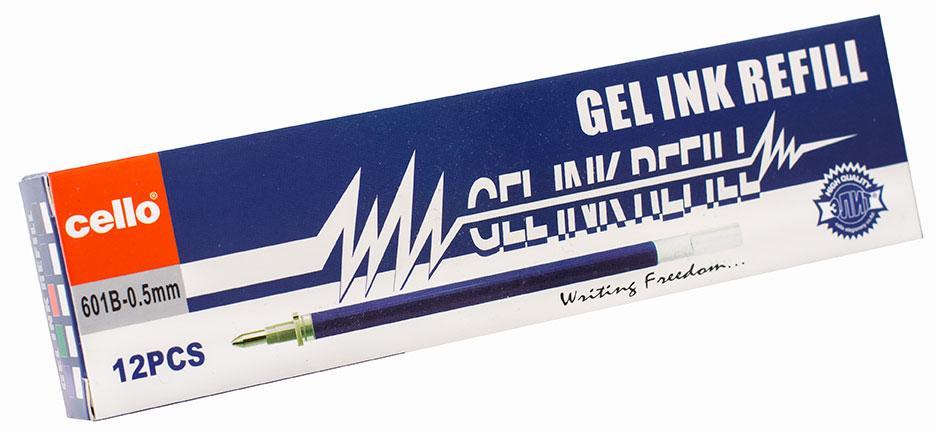 Стрижень гелевий 0.5 мм. срібло Walid