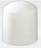 Флакон косметический прозрачный (бутылочка) крышка колпачек, 30 мл., фото 2