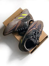 Мужские кроссовки adidas Yeezy 700 Mauve, фото 2