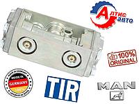 Клапан КПП MAN делителя ZF TGA, F 2000, L 2000, TGL TGS Ман 81327346044 81327346045